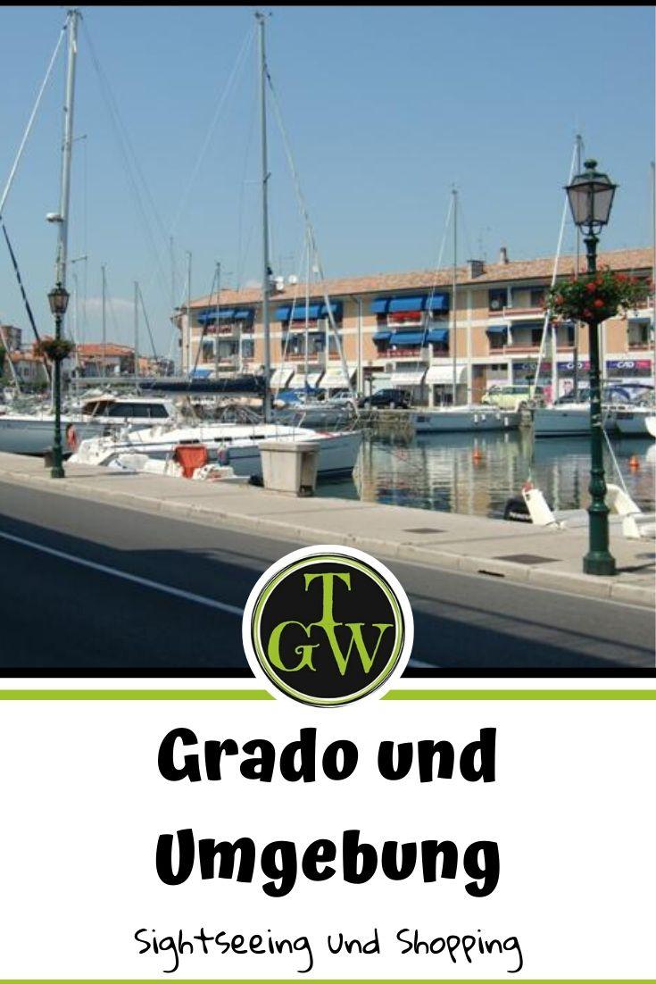 Italien: Grado eine Stadt verbunden mit vielen Kindheitserinnerung, tollen Shopping Möglichkeiten, einem Wochenmarkt und tollen Ausflugszielen in der Nähe. #grado #italien #reise #topfgartenwelt