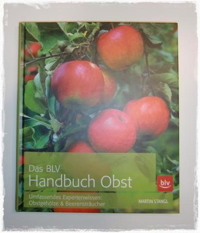 BLV Handbuch Obst - Gartenblog Topfgartenwelt