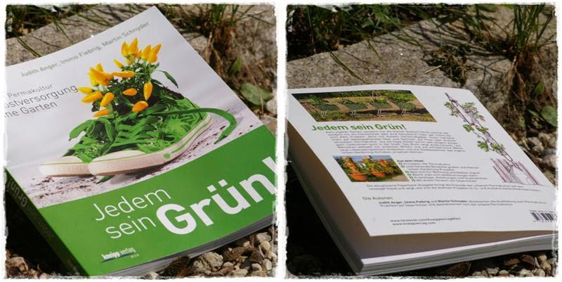 Jedem sein Grün - Gartenblog Topfgartenwelt