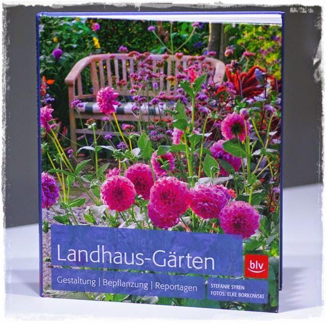 Landhaus-Gärten gestalten und bepflanzen - Gartenblog Topfgartenwelt