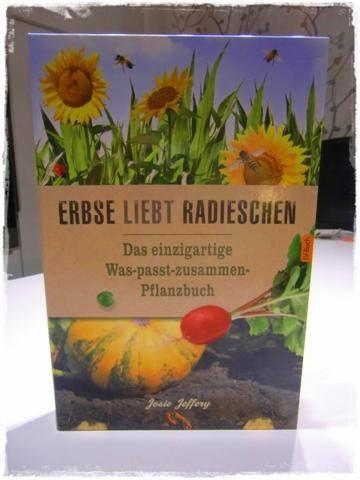 Erbse liebt Radieschen - Gartenblog Topfgartenwelt
