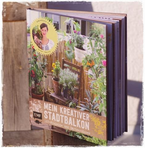 Mein kreativer Stadtbalkon - Gartenblog Topfgartenwelt