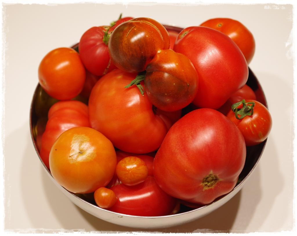 Tomatensauce einkochen - Foodblog Topfgartenwelt