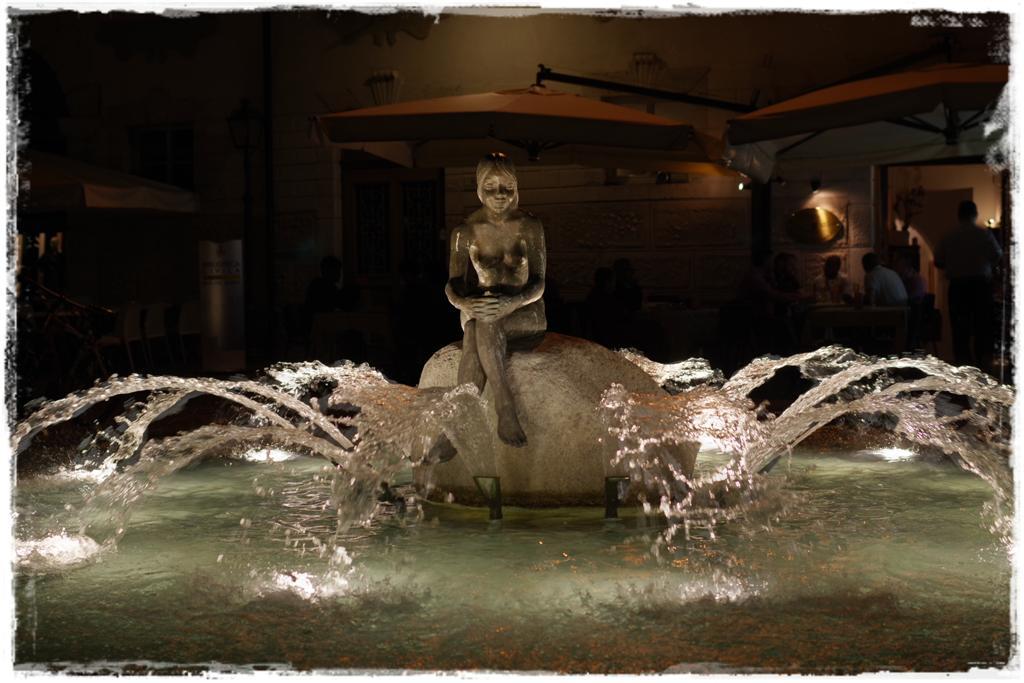 Brunnen in Riva del Garda - Blog Topfgartenwelt