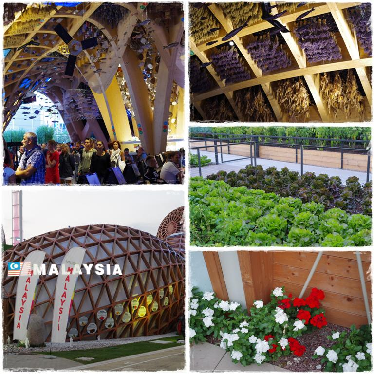 Malaysia Pavillion EXPO 2015 - Blog Topfgartenwelt