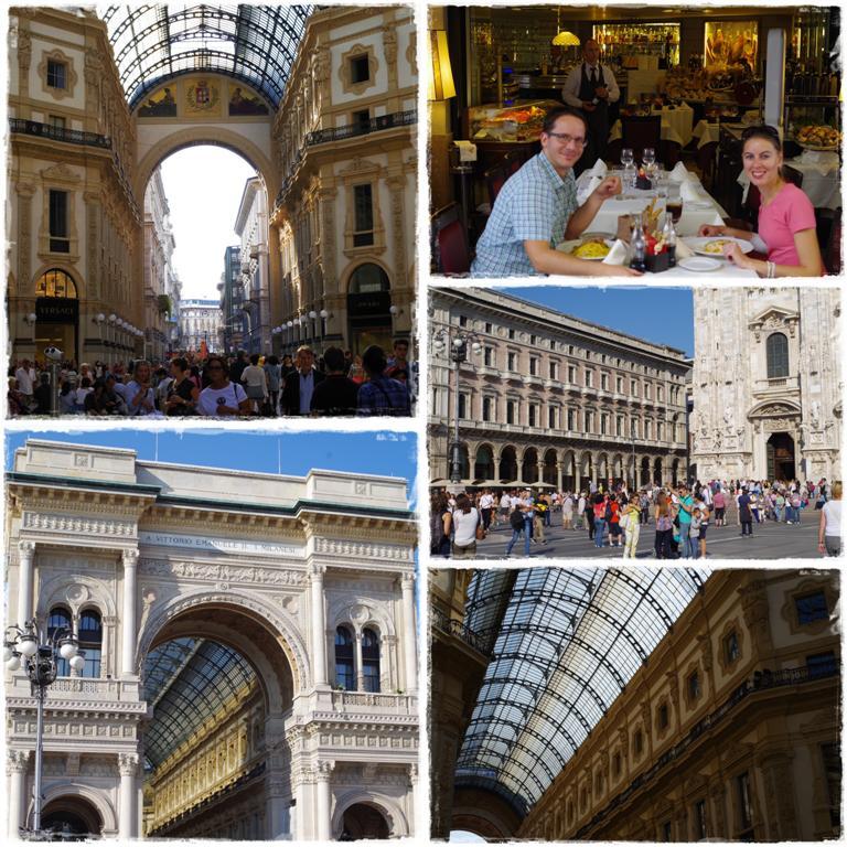 Mailand - Blog Topfgartenwelt