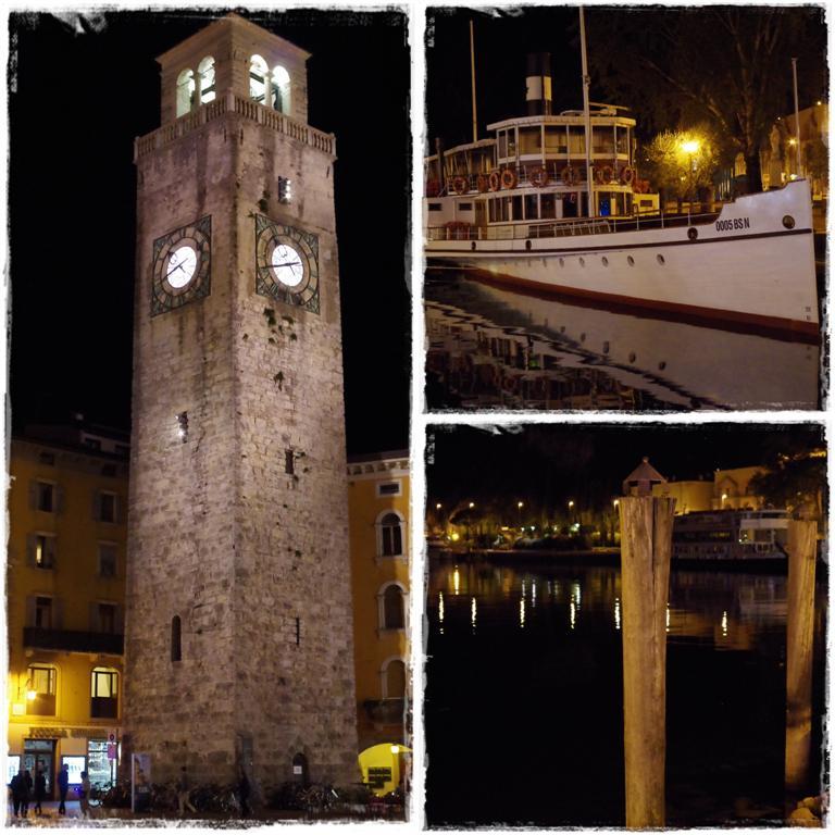 Hafen in Riva del Garda - Blog Topfgartenwelt
