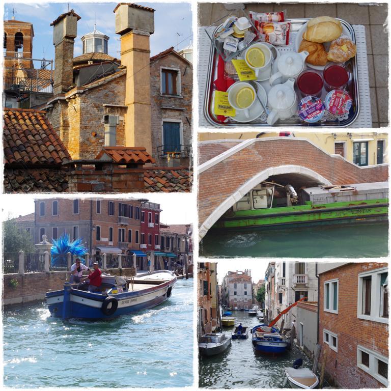 Frühstück mitten in Venedig - Blog Topfgartenwelt