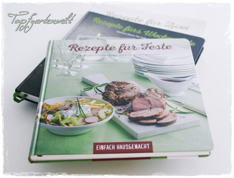 Rezepte für Feste - Foodblog Topfgartenwelt