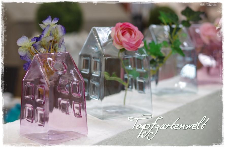 Glashäuschen als Deko - Blog Topfgartenwelt