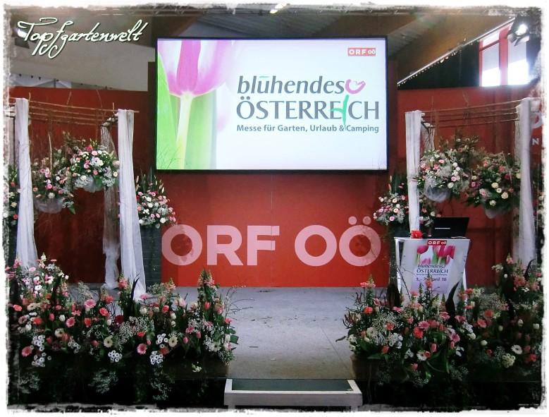 Gartenmesse Blühendes Österreich 2016 - Blog Topfgartenwelt