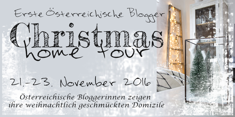 Christmas Hometour 2016 - Blog Topfgartenwelt