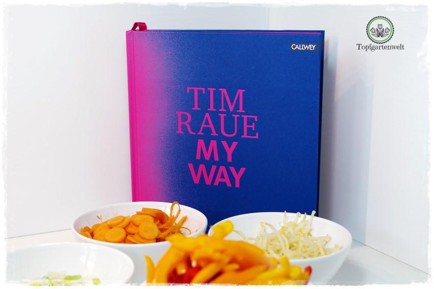 Tim Raue: My Way – asiatische Haubenküche für zu Hause!