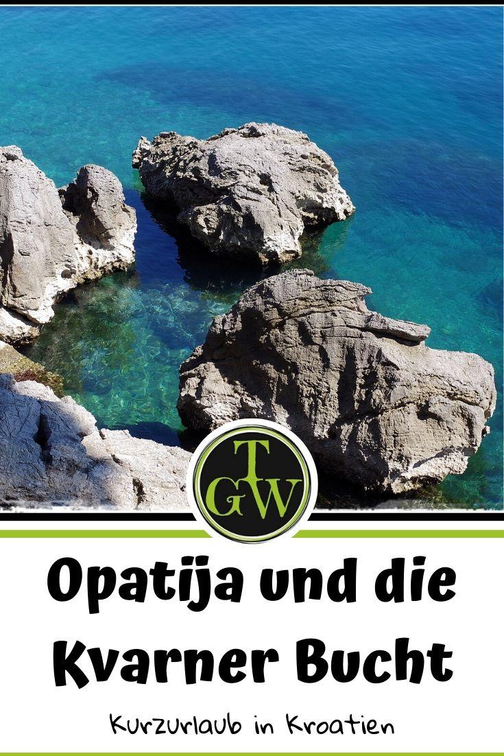 Ein Kurzurlaub in Opatija - Gartenblog Topfgartenwelt #Kroatien #Urlaub #Kurztrip #Opatija #Reise