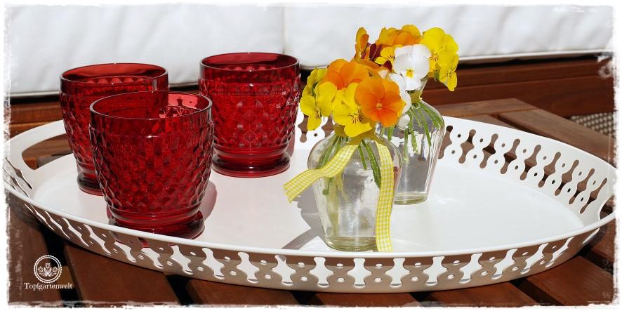 Gartenblog Topfgartenwelt Loungemöbel für den Garten - perfekt für eine Erfrischung