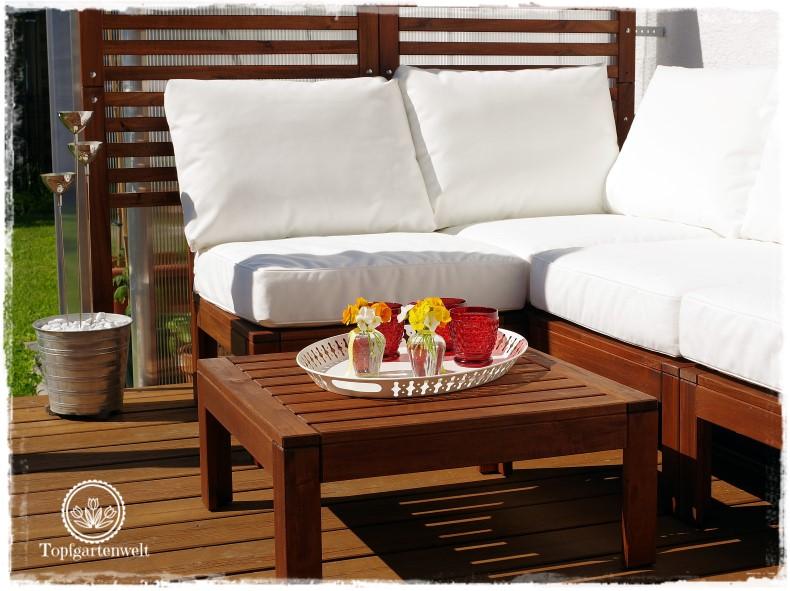 Gartenblog Topfgartenwelt Loungemöbel für den Garten - gemütlich, modern und Strandfeeling pur