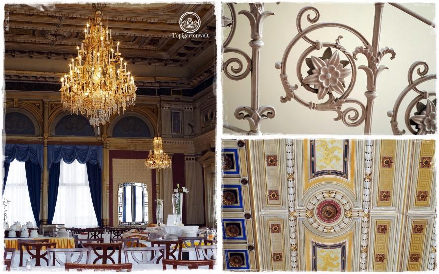 Gartenblog Topfgartenwelt Kroatien: Hotel Imperial