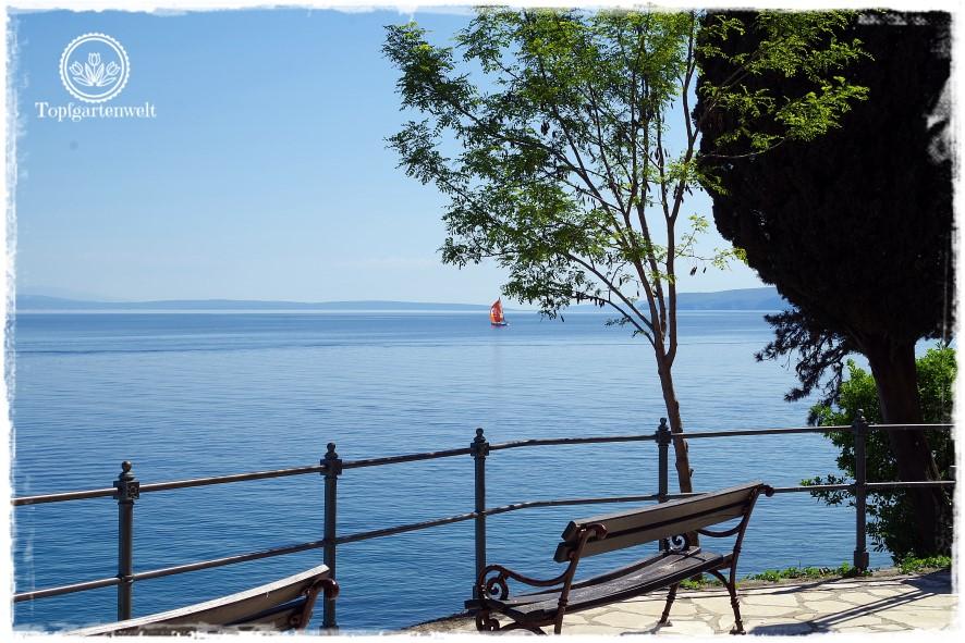 Ein Kurzurlaub in Opatija und der Kvarner Bucht im Frühling | Istrien!