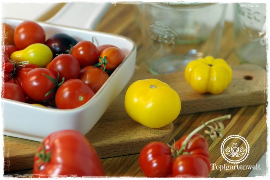 Gartenblog Topfgartenwelt Buchtipp Einkochen: Tomaten einkochen und konservieren