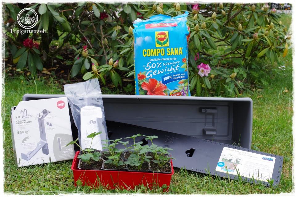 Erfahrung mit EMSA Aqua Comfort System und My City Garden!
