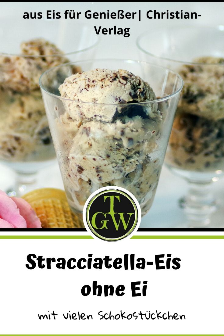 {Buchrezension mit Rezept} originales Stracciatella-Eis #eis #stracciatella #fiordilate #eisselbermachen #eisohneeismaschine #eismiteismaschine #gelato - Foodblog Topfgartenwelt