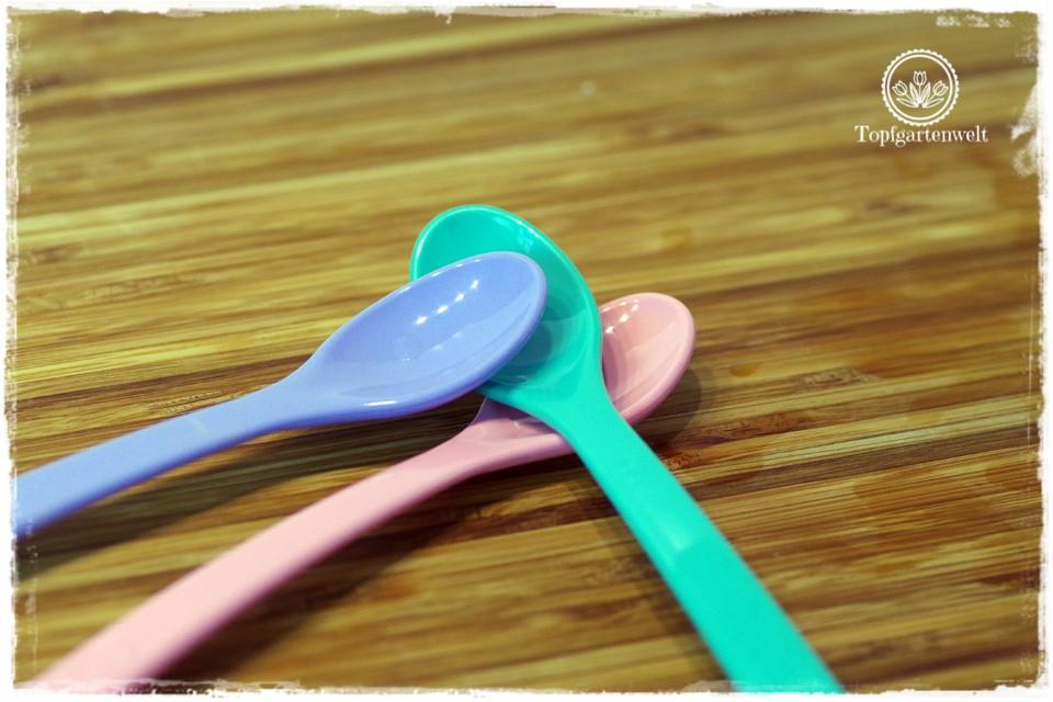 Kochen für Babys ab dem vierten Monat - Foodblog Topfgartenwelt