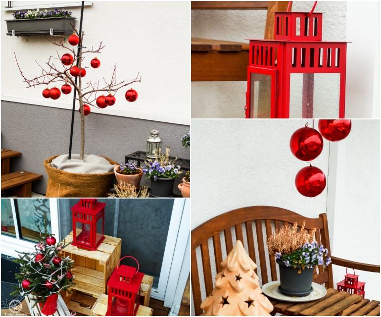 Weihnachtsdekoration weihnachtliche Dekoration für die Terrasse und den Garten - Blog Topfgartenwelt