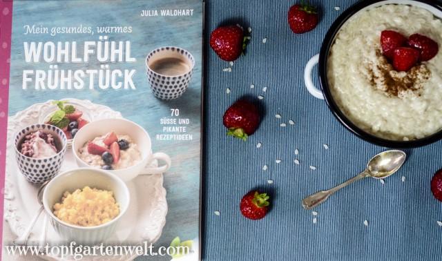 Buchvorstellung Mein gesundes warmes Wohlfühl-Frühstück - frühstücken nach TCM - Foodblog Topfgartenwelt