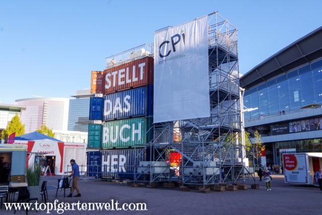 Frankfurter Buchmesse 2019 - Blog Topfgartenwelt