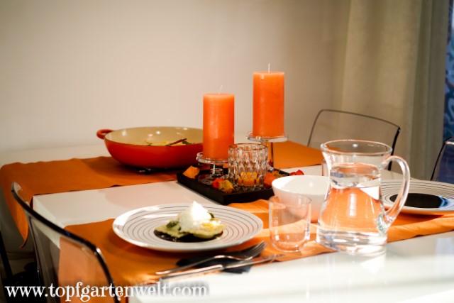 Ravioli gefüllt mit Ricotta, Zucchini und Prosciutto - Foodblog Topfgartenwelt