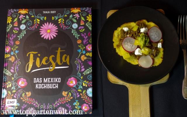 Fiesta - Das Mexiko Kochbuch - Foodblog Topfgartenwelt