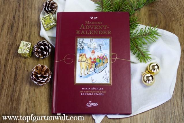 Martins Adventkalender - 24 Geschichten zum Lesen und Vorlesen - Blog Topfgartenwelt