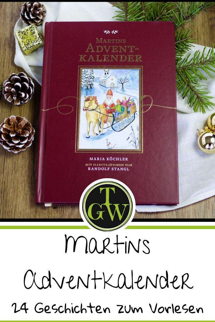 Martins Adventkalender | Adventkalender zum Lesen und Vorlesen #adventkalender #24geschichten #weihnachten #advent