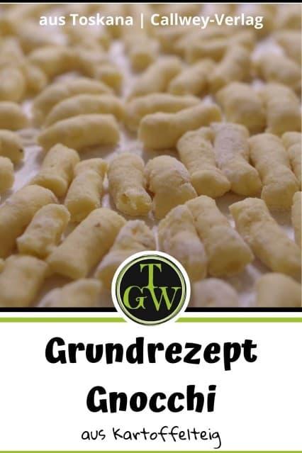 Gnocchi Grundrezept - Foodblog Topfgartenwelt