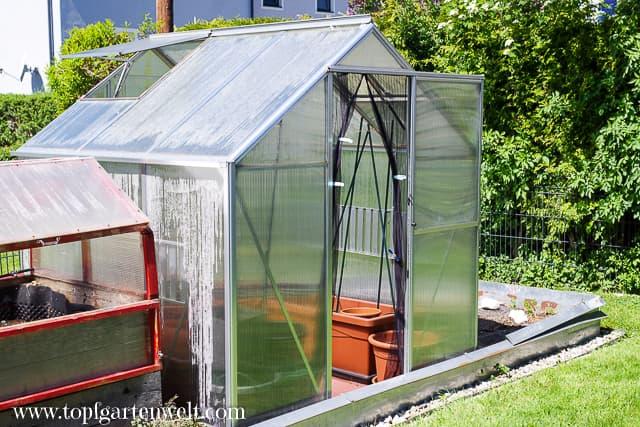 Gewächshaus kärchern - Gartenblog Topfgartenwelt
