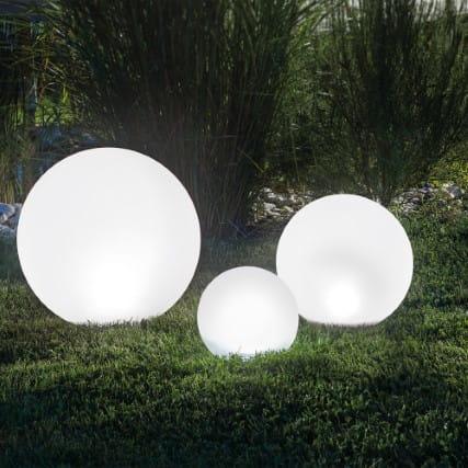 Solar-Leuchtkugeln als Gartendeko! | Kooperation