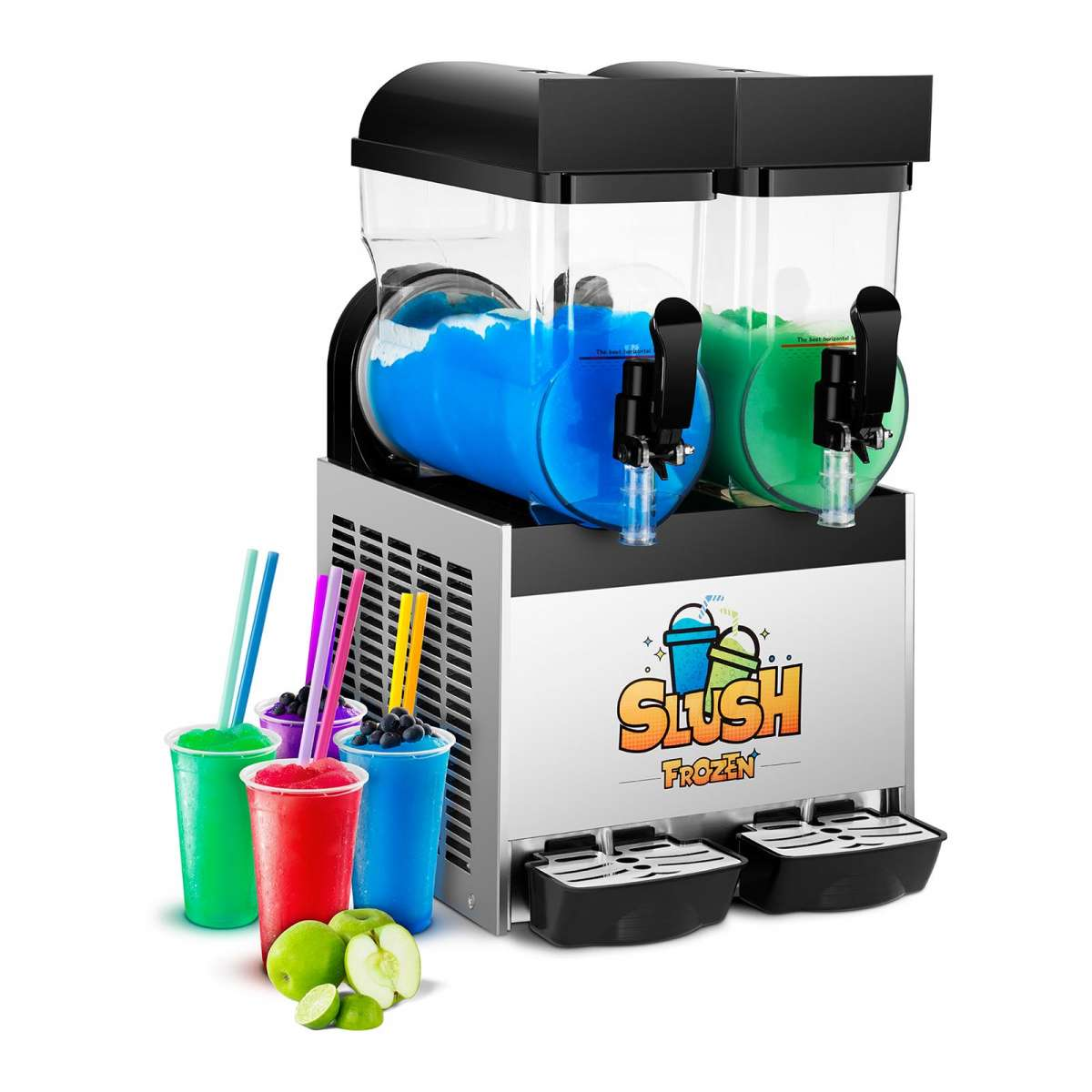 Professionell Slush Ice herstellen | Kooperation
